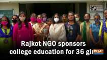 Rajkot NGO sponsors college education for 36 girls