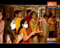 Krishna Janmashtami 2021: Devotees In Mathura Immerse In Festive Spirit, watch report