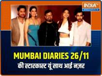 Mohit Raina and Mumbai Diaries 26/11 star cast promote their web series