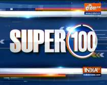 Super 100: Watch the latest news from India and around the world | 13 August, 2021