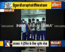 Champions of Tokyo Olympics arrive at Delhi Airport, India prepares for a grand welcome