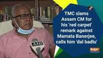 TMC slams Assam CM for his