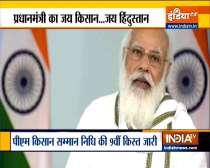 PM Modi releases 9th instalment of PM-KISAN Scheme