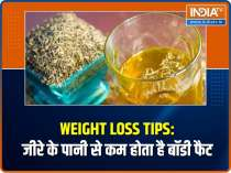Weight loss tips: Cumin water reduces body fat