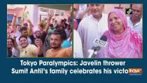 Tokyo Paralympics: Javelin thrower Sumit Antil