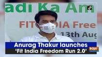 Anurag Thakur launches