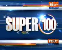 Super 100: Watch the latest news from India and around the world | 20 August, 2021