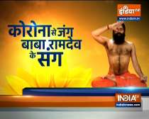 Know from Swami Ramdev how to stay healthy during monsoon season
