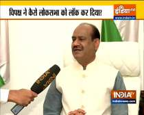 Productivity of Lok Sabha going down to 22% is a matter of concern, says LS Speaker Om Birla