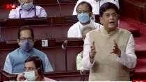 Piyush Goyal raises issue of Opposition