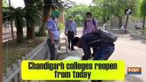 Chandigarh colleges to reopen from today