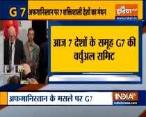 UK PM Boris Johnson calls G7 meeting for urgent talks on Afghanistan situation