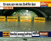 Rain lashes parts of Delhi   Watch ground report