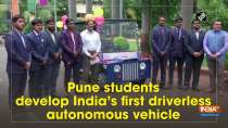 Pune students develop India