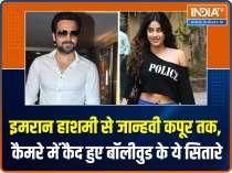Emraan Hashmi to Janhvi Kapoor, Bollywood stars make a splash in the city