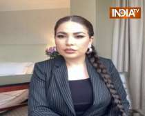 Want to express my utmost gratitude to India: Aryana Sayeed on her rescue