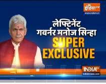 Kurukshetra   LG Manoj Sinha says people will soon going to see a rapid development in Jammu and Kashmir