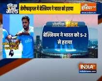 Tokyo Olympics 2020: India loses 2-5 to Belgium in the men