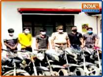 Car-lifter gang busted in big action by Noida Police