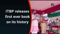 ITBP releases first ever book on its history