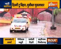 Heavy rain and thunderstorms in Delhi-NCR; IMD predicts more showers