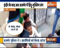 Muslim saint lynched in Ajmer, five culprits arrested
