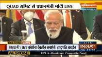 QUAD will work as a force for global good, says PM