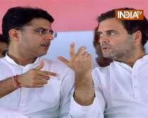 Sachin Pilot meets Priyanka Gandhi and Rahul Gandhi, second meeting within a week