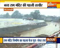 Ayodhya Ram Temple: First phase of construction complete