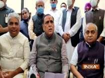Ground Report: Gujarat chief minister Vijay Rupani resigns