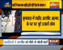 Jammu and Kashmir: Police inspector shot dead by militants in Srinagar