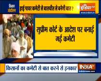 Haryana govt to hold talks with farmers today