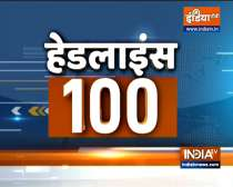 Headlines 100: Watch the latest news from India and around the world | September 6, 2021