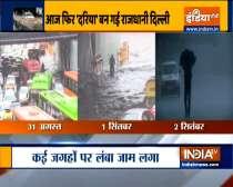 Heavy rain lashes parts of Delhi-NCR