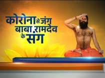 Swami Ramdev suggests yoga asanas to treat problems of diabetes, BP and heart attack among youth