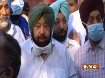 """Watch: Captain Amarinder Singh says """"humiliated"""" after resigning as Punjab Chief Minister"""