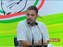 Rise in GDP for govt is rising prices of gas, diesel, petrol: Rahul Gandhi