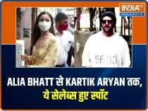 Alia Bhatt, Malaika Arora to Kartik Aaryan, your favourite celebs make a splash in the city