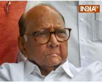 Sharad Pawar takes a swipe at Modi government, says - ED being used to mount pressure on opposition