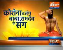 Know yogasans and ayurvedic remedies from Swami Ramdev for lifestyle diseases
