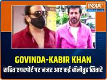 Bollywood Celebs clicked by paparazzi at airport
