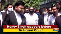 Honey Singh appears before Tis Hazari Court