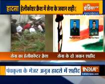 Jammu and Kashmir: Two Army pilots dead in helicopter crash