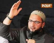 Asaduddin Owaisi starts his three-day UP tour begins from Ayodhya
