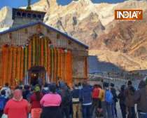 Chardham Yatra begins with strict COVID guidelines in place.