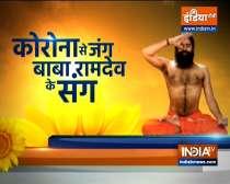 Swami Ramdev suggests yoga asanas, ayurvedic remedies to get rid of seasonal depression