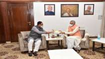 Vijay Rupani resigns as Gujarat Chief Minister before a year of state assembly elections