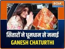 Madhuri Dixit to Shilpa Shetty, B-town celebrates Ganesh Chaturthi in high spirits