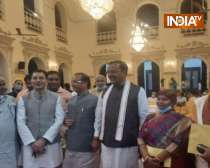 Yogi Cabinet Expansion: 7 ministers including Jitin Prasada take oath