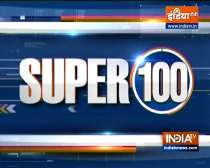 Super 100: Watch the latest news from India and around the world   September 27, 2021